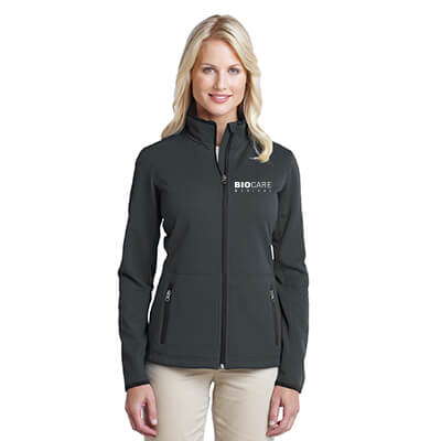 Biocare Medical Ladies Pique Fleece Jacket - Port Authority L222 - EMB