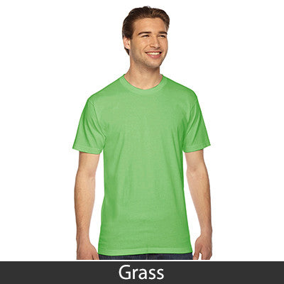 American Apparel Unisex Fine Jersey Short Sleeve T-Shirt - EZ Corporate Clothing  - 21