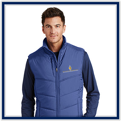 Port Authority Puffy Vest - Stachowski Farms - J709
