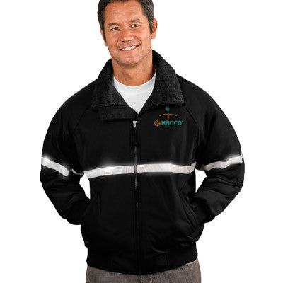 Port Authority Challenger Jacket With Reflective Taping - EZ Corporate Clothing  - 1