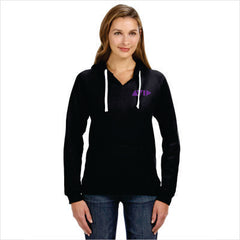 J. America Ladies Sydney Brushed Pullover Hoody for AVID - JA8836