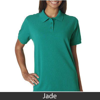 UltraClub Ladies Classic Pique Polo - EZ Corporate Clothing  - 9