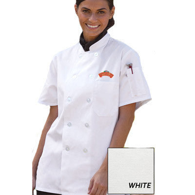 Tahoe Chef Coat for Women - EZ Corporate Clothing  - 1