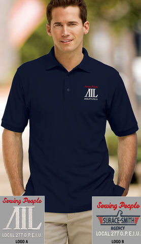 Port Authority Silk Touch Sport Shirt - AIL - EZ Corporate Clothing  - 1