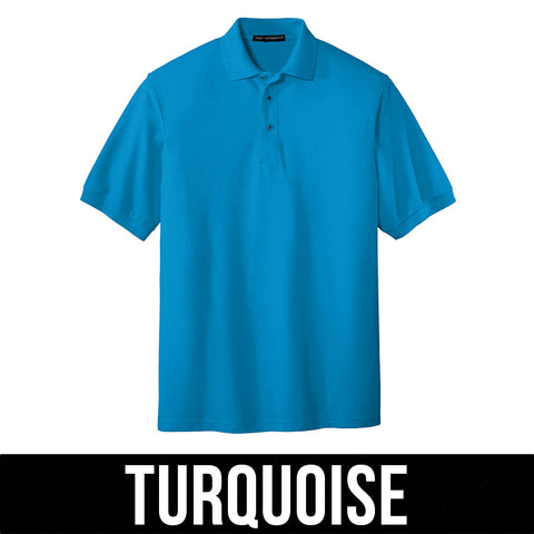 Port Authority Silk Touch Sport Shirt - Printed
