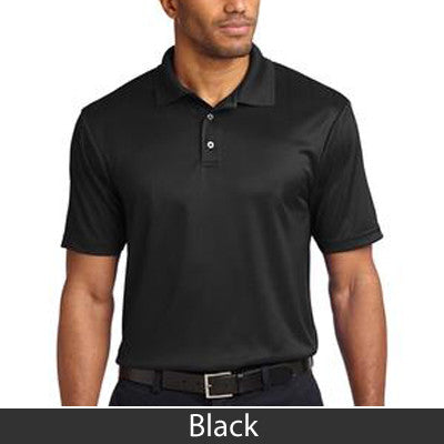 Port Authority Performance Fine Jacquard Polo - Clean Energy Collective - EZ Corporate Clothing  - 3