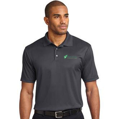 Port Authority Performance Fine Jacquard Polo - Clean Energy Collective