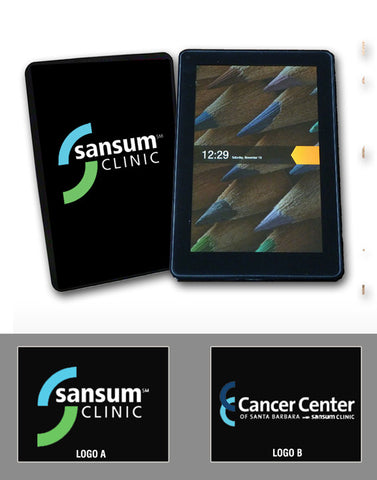 Sansum Clinic Kindle Fire Cover - EZ Corporate Clothing  - 2