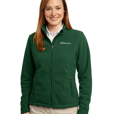 Port Authority Ladies Value Fleece Jacket - EZ Corporate Clothing  - 1