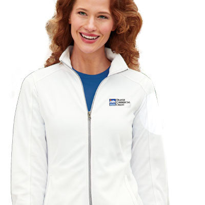 Port Authority Ladies MicroFleece Jacket - EZ Corporate Clothing  - 1