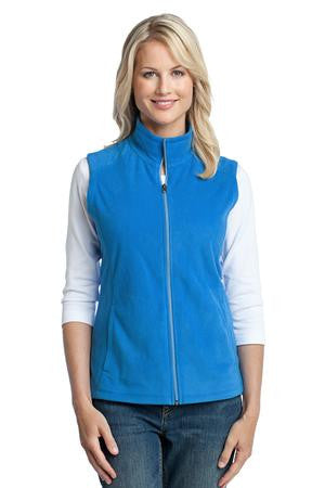 Port Authority Ladies Microfleece Vest - EZ Corporate Clothing  - 4