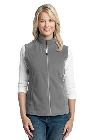 Port Authority Ladies Microfleece Vest - EZ Corporate Clothing  - 5