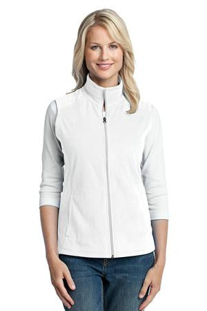 Port Authority Ladies Microfleece Vest - EZ Corporate Clothing  - 6