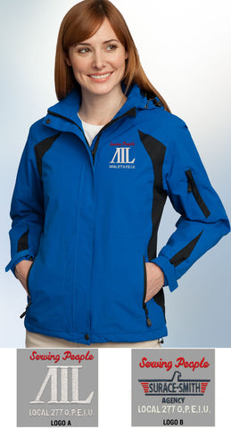 Port Authority Ladies All-Season II Jacket - AIL - EZ Corporate Clothing  - 1