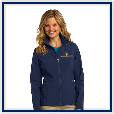 Port Authority Ladies' Core Soft Shell Jacket - Stachowski Farms - L317
