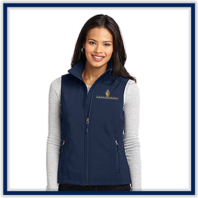 Port Authority Ladies' Core Soft Shell Vest - Stachowski Farms - L325