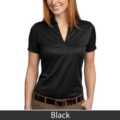 Port Authority Ladies Performance Fine Jacquard Polo - Clean Energy Collective - EZ Corporate Clothing  - 3