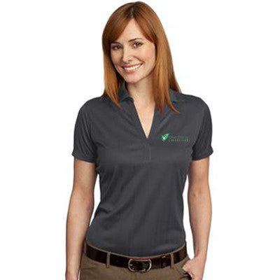 Port Authority Ladies Performance Fine Jacquard Polo - Clean Energy Collective - EZ Corporate Clothing  - 1