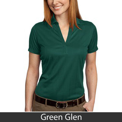 Port Authority Ladies Performance Fine Jacquard Polo - Clean Energy Collective - EZ Corporate Clothing  - 4