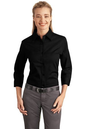 Port Authority Easy Care Ladies 3/4-Sleeve - EZ Corporate Clothing  - 2