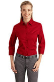 Port Authority Easy Care Ladies 3/4-Sleeve - EZ Corporate Clothing  - 7