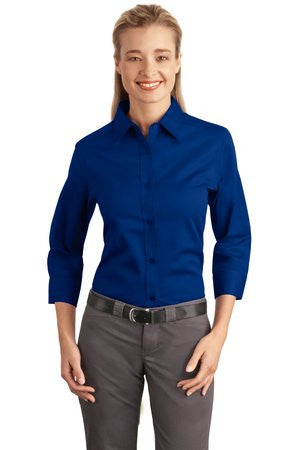 Port Authority Easy Care Ladies 3/4-Sleeve - EZ Corporate Clothing  - 8