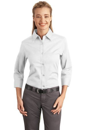 Port Authority Easy Care Ladies 3/4-Sleeve - EZ Corporate Clothing  - 9