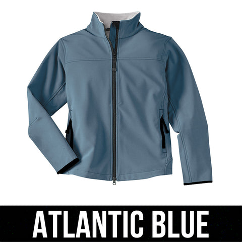 Rockfarm Port Authority Ladies Glacier Soft Shell Jacket
