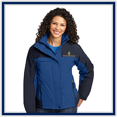 Port Authority Ladies' Nootka Jacket - Stachowski Farms - L792
