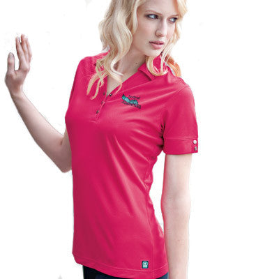 OGIO Ladies Glam Polo - EZ Corporate Clothing  - 1