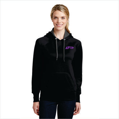 Sport-Tek Ladies Tech Fleece Hooded Sweatshirt for AVID - LST250