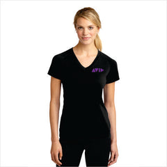 Sport-Tek Ladies Ultimate Performance V-Neck for AVID - LST700