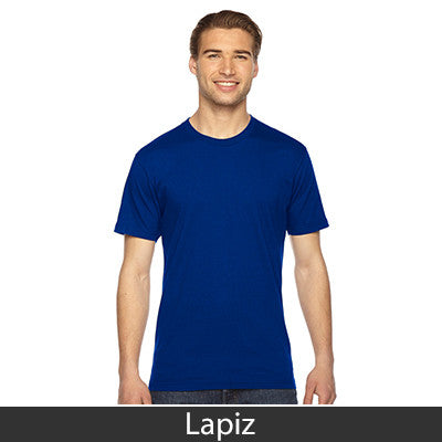 American Apparel Unisex Fine Jersey Short Sleeve T-Shirt - EZ Corporate Clothing  - 25