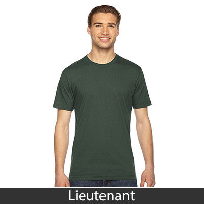 American Apparel Unisex Fine Jersey Short Sleeve T-Shirt - EZ Corporate Clothing  - 27