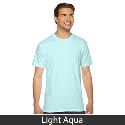 American Apparel Unisex Fine Jersey Short Sleeve T-Shirt - EZ Corporate Clothing  - 28