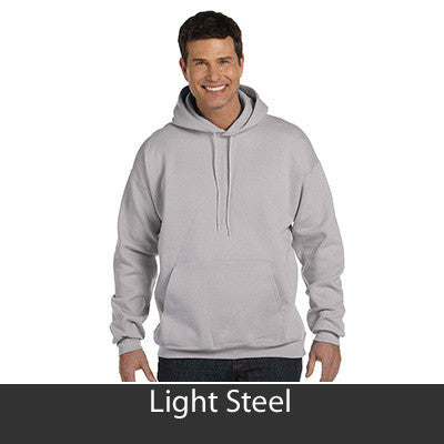 Hanes Ultimate Cotton Hooded Pullover - EZ Corporate Clothing  - 7