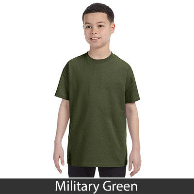 Jerzees Youth Heavyweight Blend T-Shirt - EZ Corporate Clothing  - 28