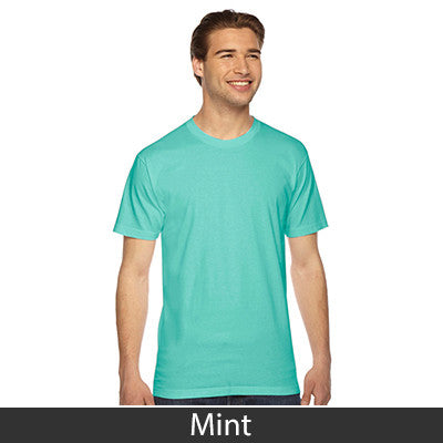 American Apparel Unisex Fine Jersey Short Sleeve T-Shirt - EZ Corporate Clothing  - 33