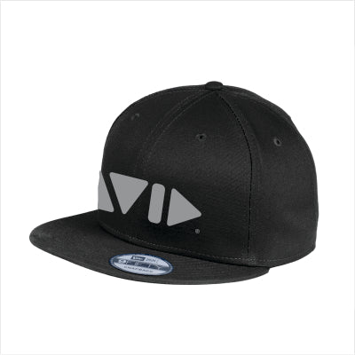 New Era Flat Bill Snapback Cap for AVID - NE400