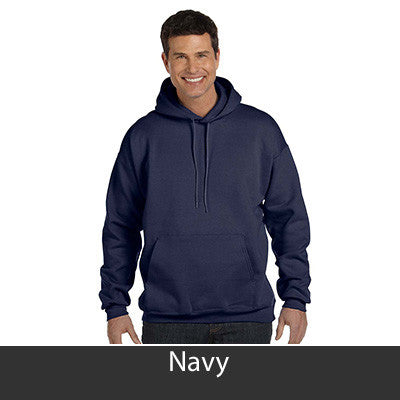 Hanes Ultimate Cotton Hooded Pullover - EZ Corporate Clothing  - 9