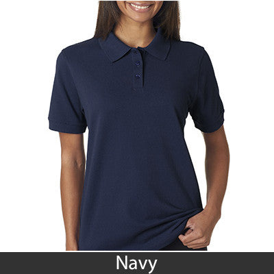 UltraClub Ladies Classic Pique Polo - EZ Corporate Clothing  - 11