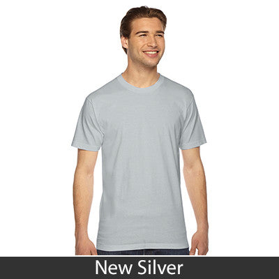 American Apparel Unisex Fine Jersey Short Sleeve T-Shirt - EZ Corporate Clothing  - 35