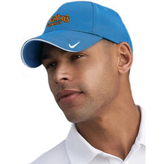Nike Golf Dri-Fit Mesh Swoosh Flex Sandwich Cap - EZ Corporate Clothing  - 1