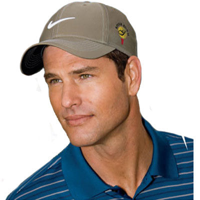 Nike Golf Swoosh Front Cap - EZ Corporate Clothing  - 1