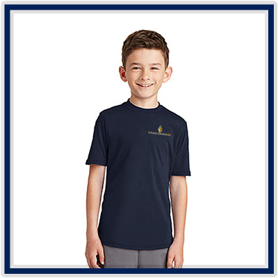 Port & Company Youth Performance Blend Tee - Stachowski Farms - PC381Y