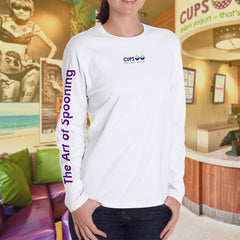 Long-Sleeve T-Shirt -The Art Of Spooning - EZ Corporate Clothing