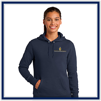 Port & Company Core Fleece Pullover Hooded Sweatshirt - Stachowski Farms - PC78H
