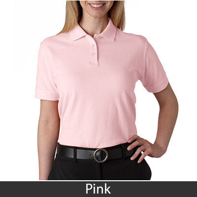 UltraClub Ladies Classic Pique Polo - EZ Corporate Clothing  - 12