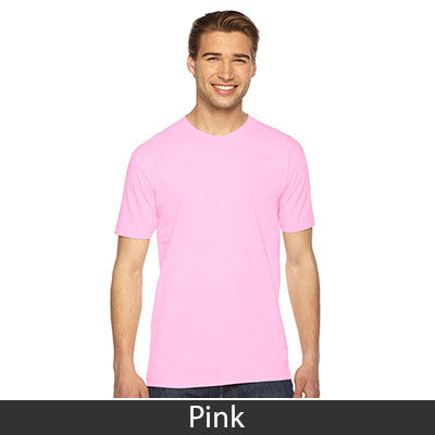 American Apparel Unisex Fine Jersey Short Sleeve T-Shirt - EZ Corporate Clothing  - 38