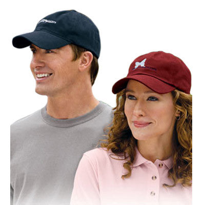 Port & Company Brushed Twill Low Profile Cap - EZ Corporate Clothing  - 1